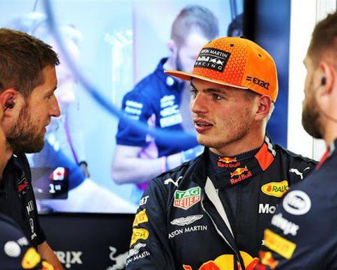 Max Verstappen Red Bull Mongol Slur - Formula1News.co.uk