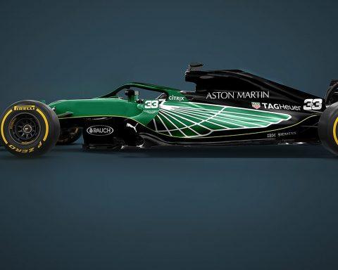 2021 Aston Marting Racing F1 team with Sebastian Vettel - Formula1news.co.uk