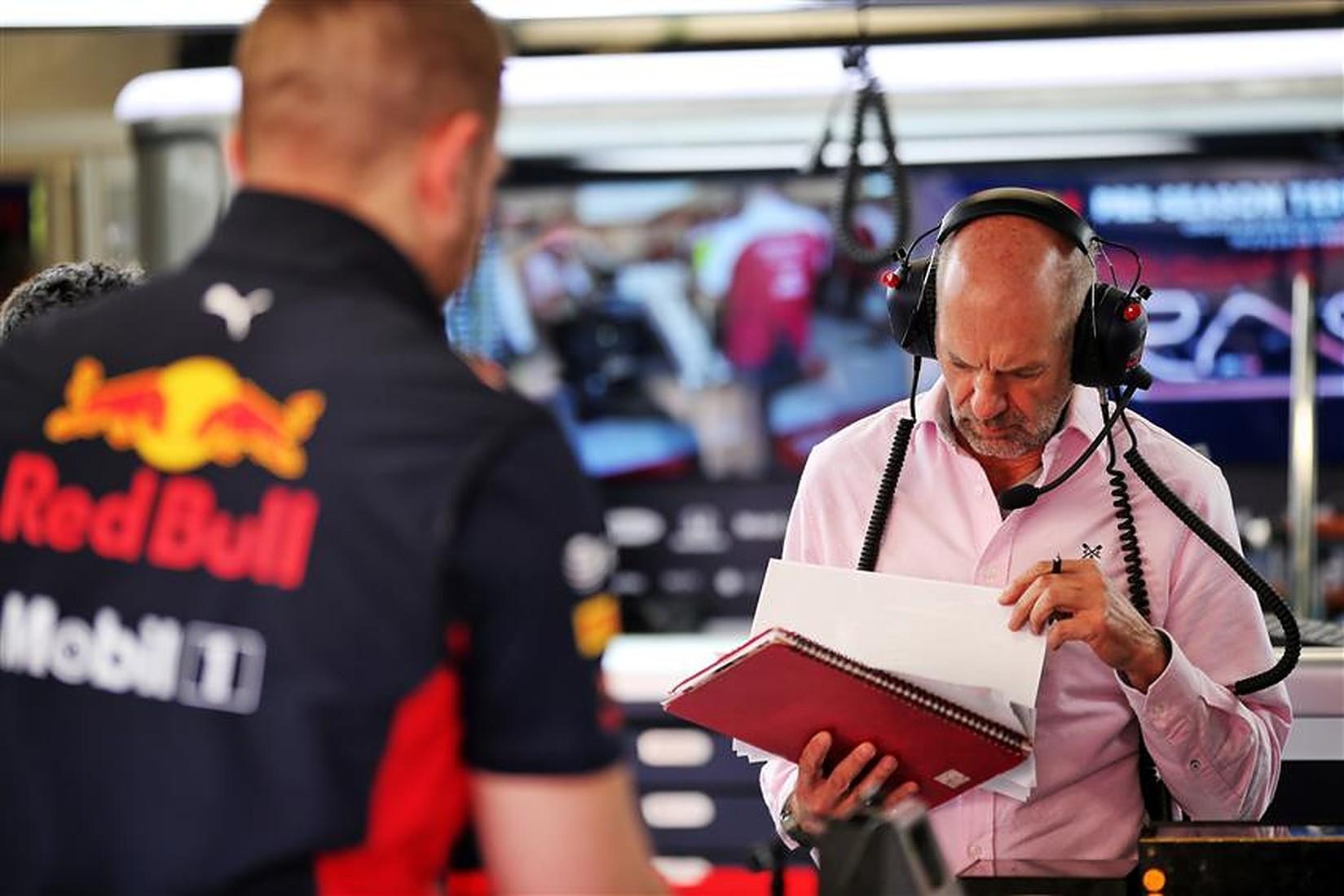 Adrian Newey Red Bull F1 2020 - Formula1news.co.uk