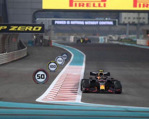 Alex Albon Red Bull Abu Dhabi - Formula1News.co.uk
