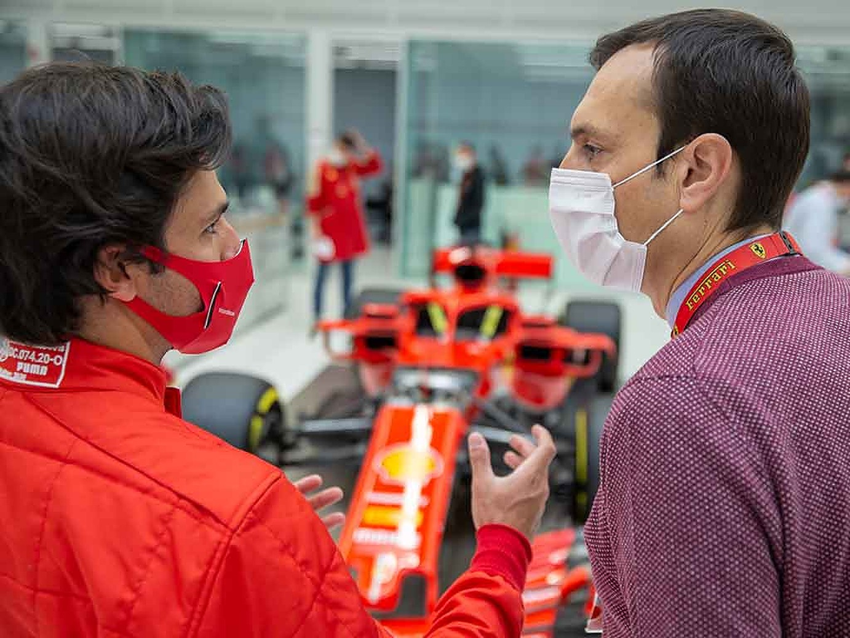 Carlos Sainz Ferrari 2021 contract length - Formula1News.co.uk