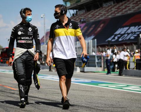 Daniel Ricciardo and Michael Italiano - article by Suliman Mulhem