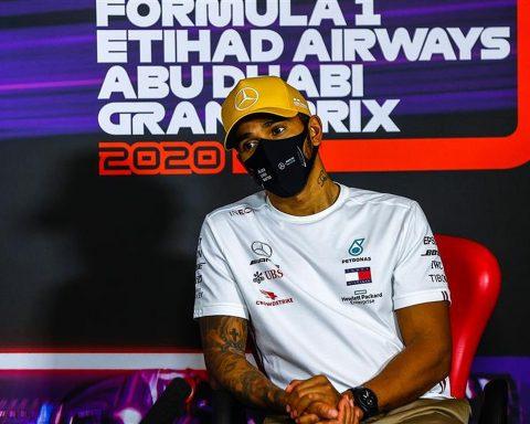 Lewis Hamilton Black Lives Matter (BLM) campaign 2020 - Formula1news.co.uk
