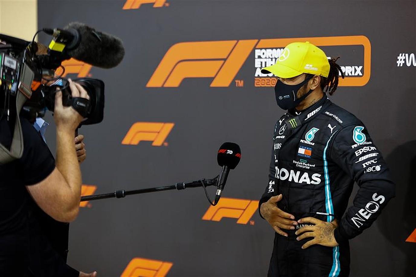 Lewis Hamilton COVID-19 2020 - Formula1News.co.uk