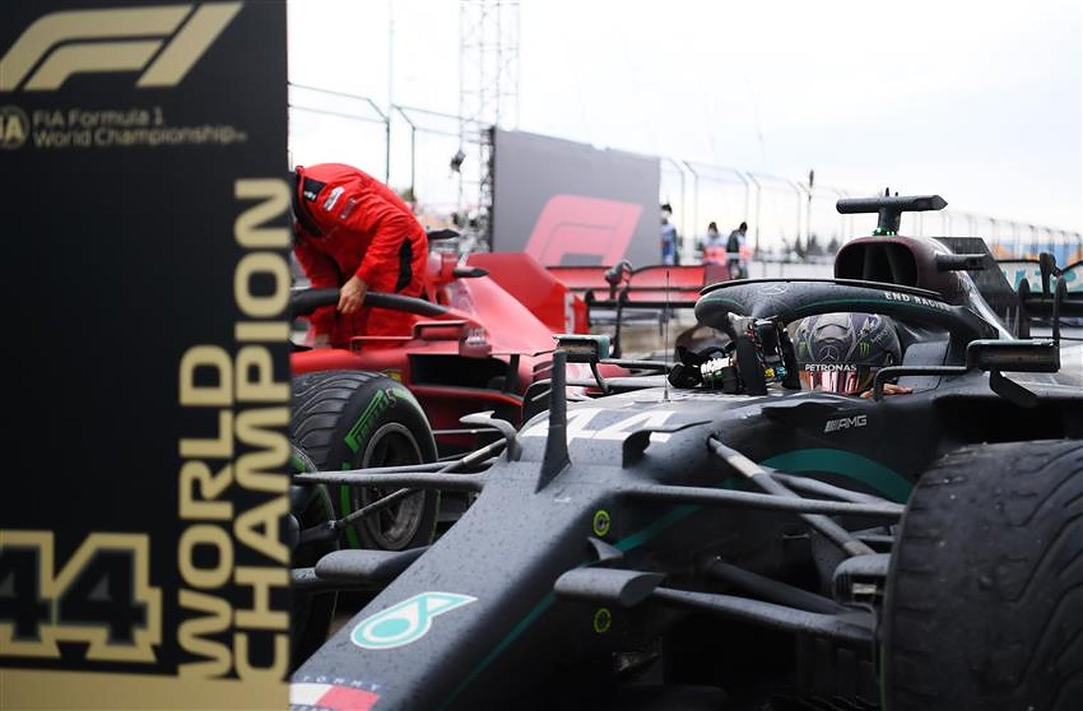 Lewis Hamilton Turkey 2020 - Formula1news.co.uk
