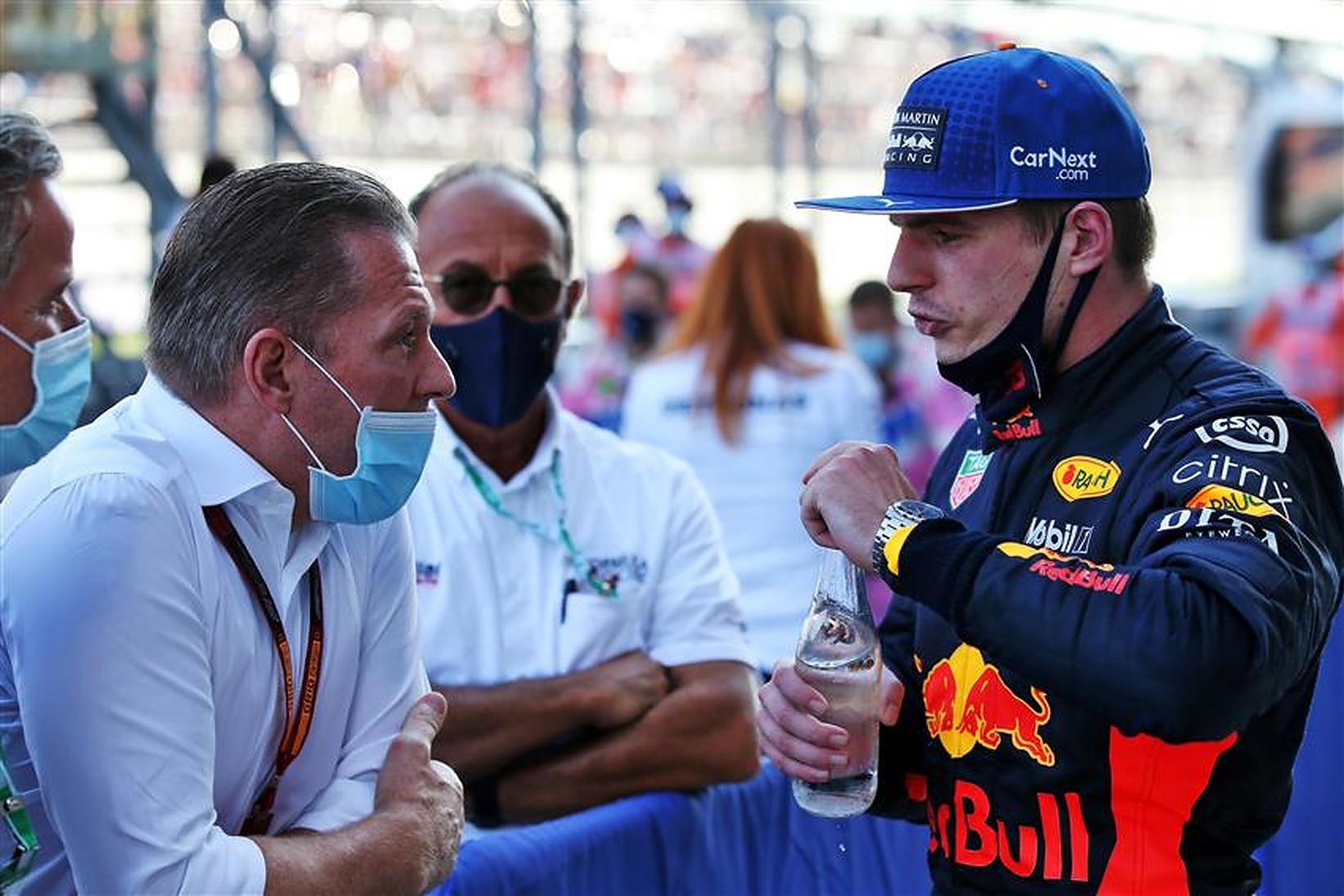 Max Verstappen and Jos Verstappen turned down Mercedes - Formula1News.co.uk