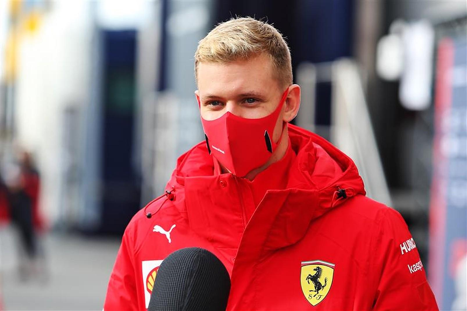 Mick Schumacher Ferrari F1 - Formula1News.co.uk