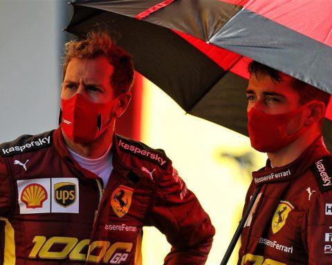 Sebastian Vettel, 2021 Aston Martin Racing Driver, and Charles Leclerc at Ferrari - Formula1News.co.uk
