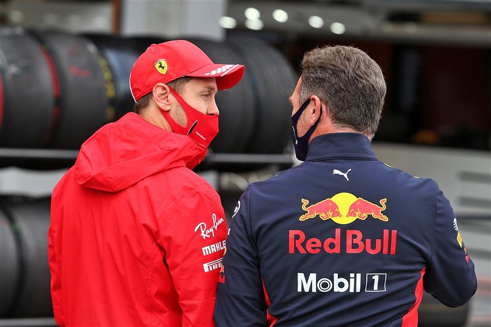 Sebastian Vettel Red Bull 2021 Christimas list - Formula1News.co.uk