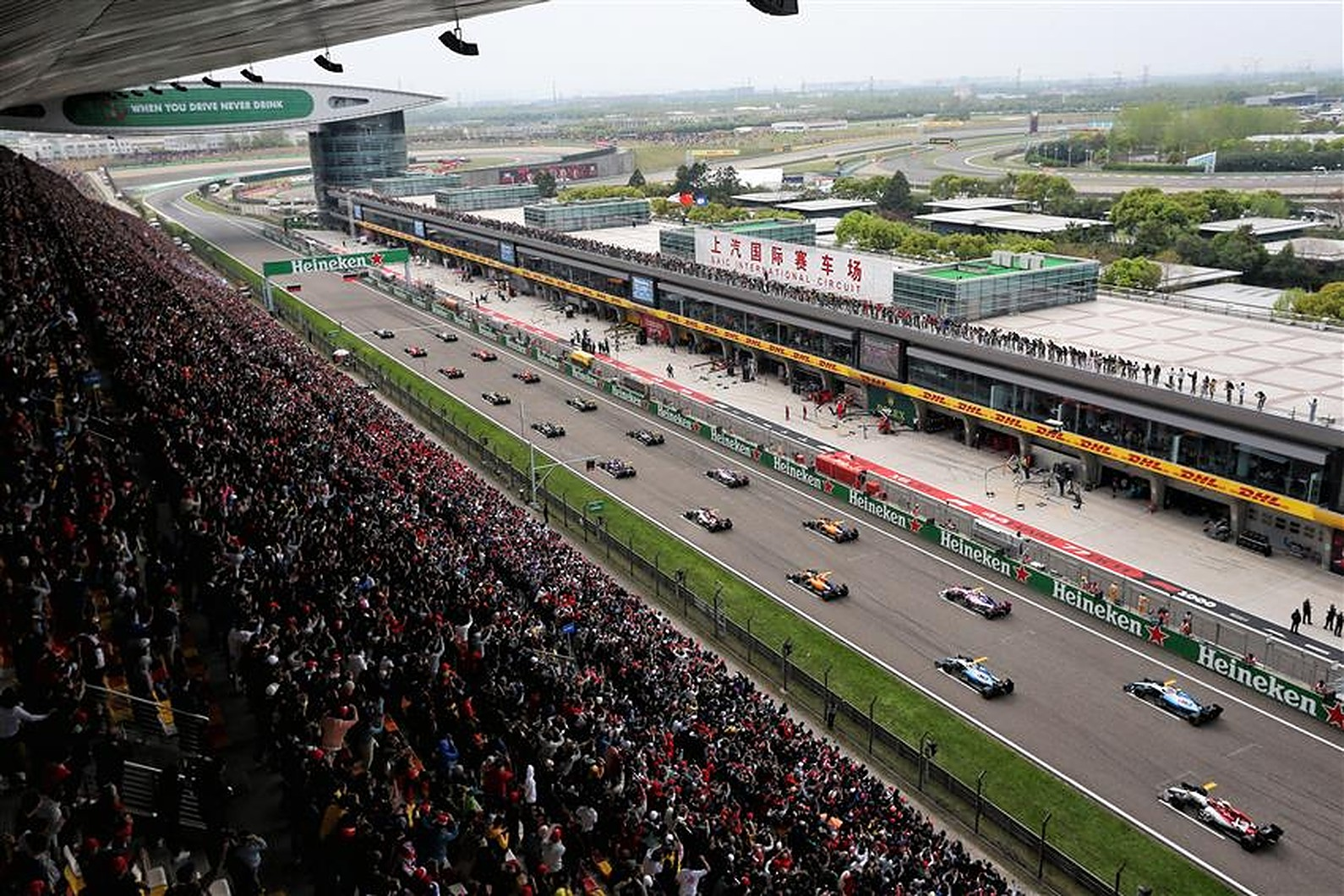 2021 Chinese F1 Grand Prix could be delayed as calendar facing changes - Formula1news.co.uk