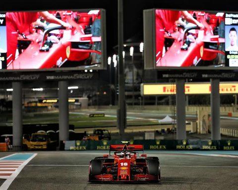 2021 Ferrari power unit - Formula1news.co.uk