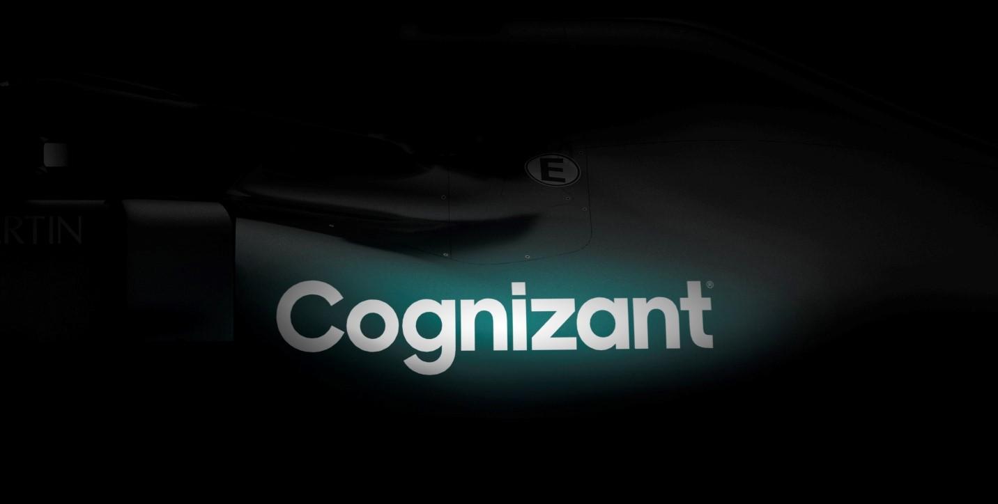 AMF1 Cognizant Team Sidepod - Formula1news.co.uk