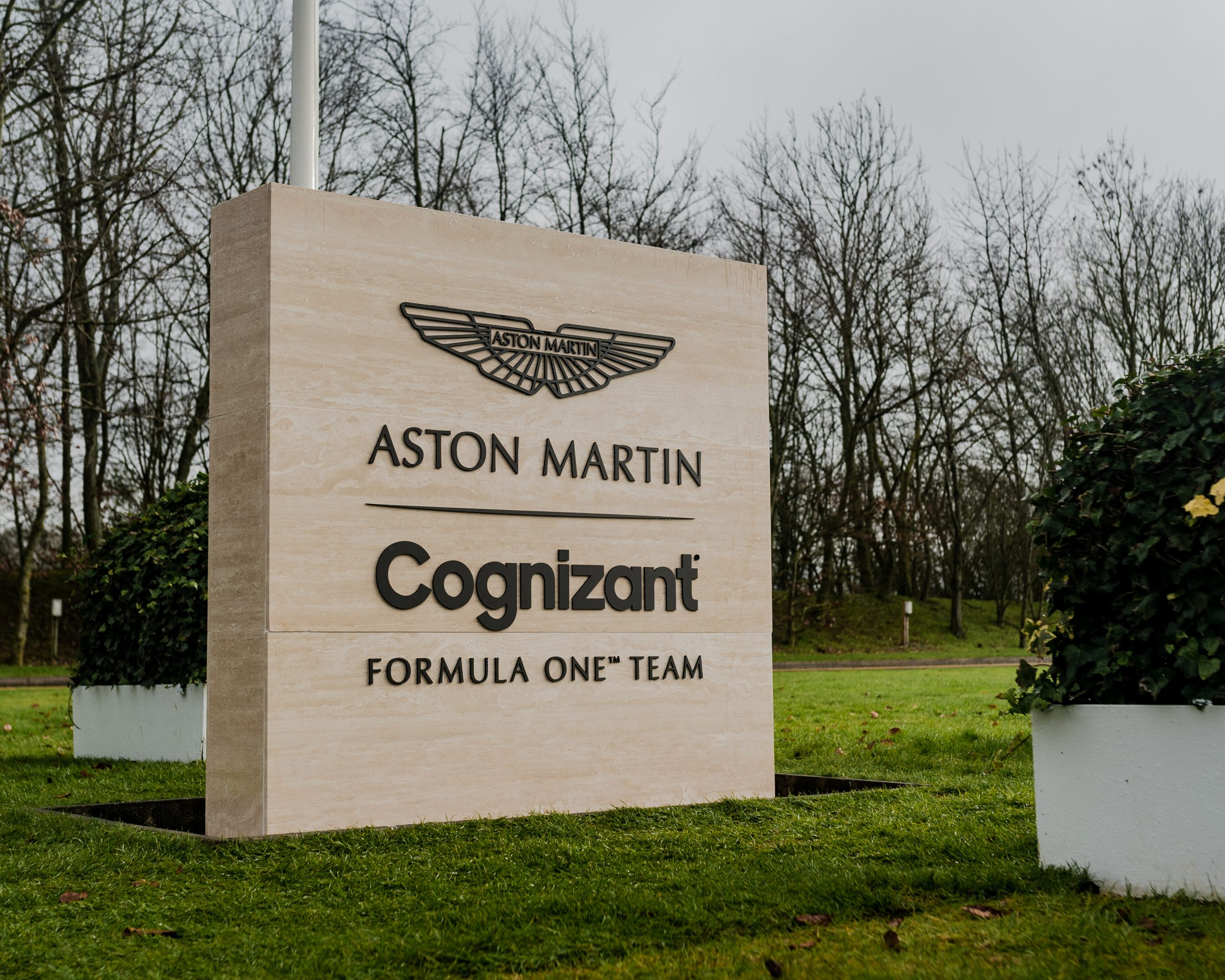 Aston Martin Racing F1 Cognizant title sponsorship - Formula1news.co.uk
