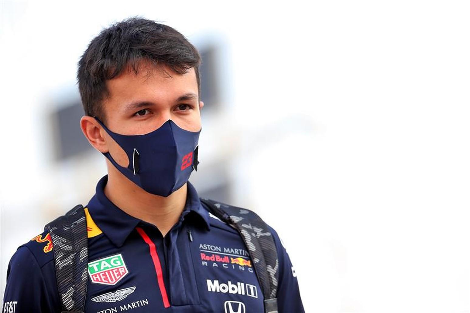 Alex Albon Red Bull DTM 2021 - Formula1News.co.uk