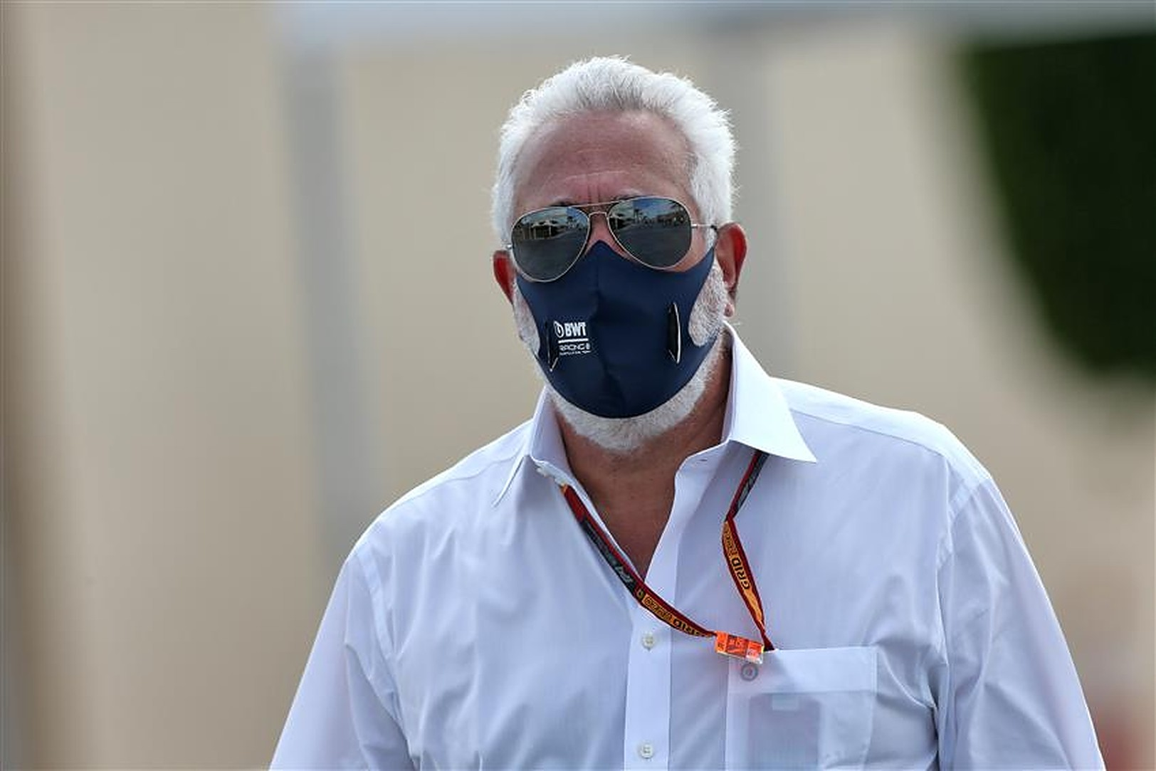 Aston Martin Racing F1 Team owner Lawrence Stroll - Formula1news.co.uk