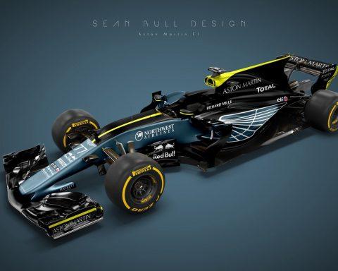 Aston Martin Racing F1 car concept 2021, Sebastian Vettel - Formula1News.co.uk