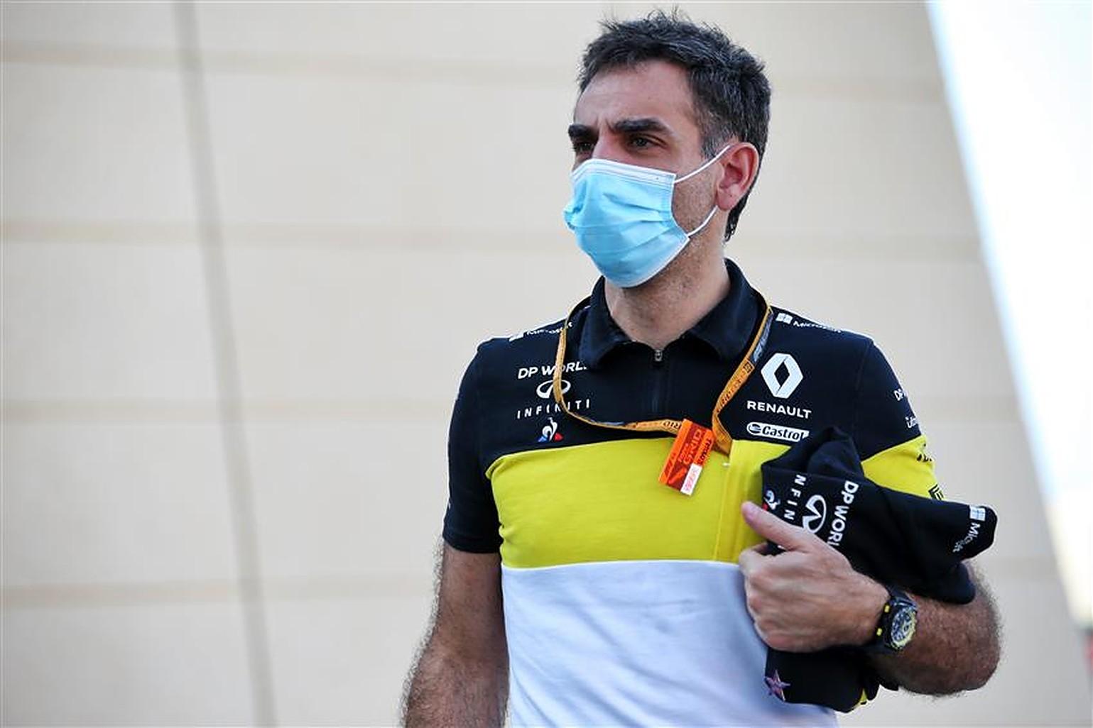 Cyril Abiteboul leaves Renault F1 - Formula1news.co.uk