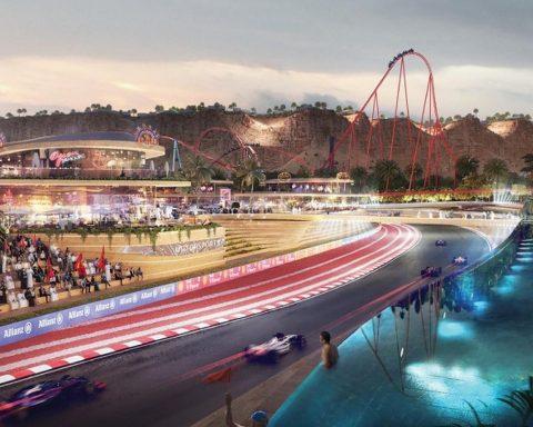 F1 Saudi Arabian GP Street Race concept - Formula1news.co.uk
