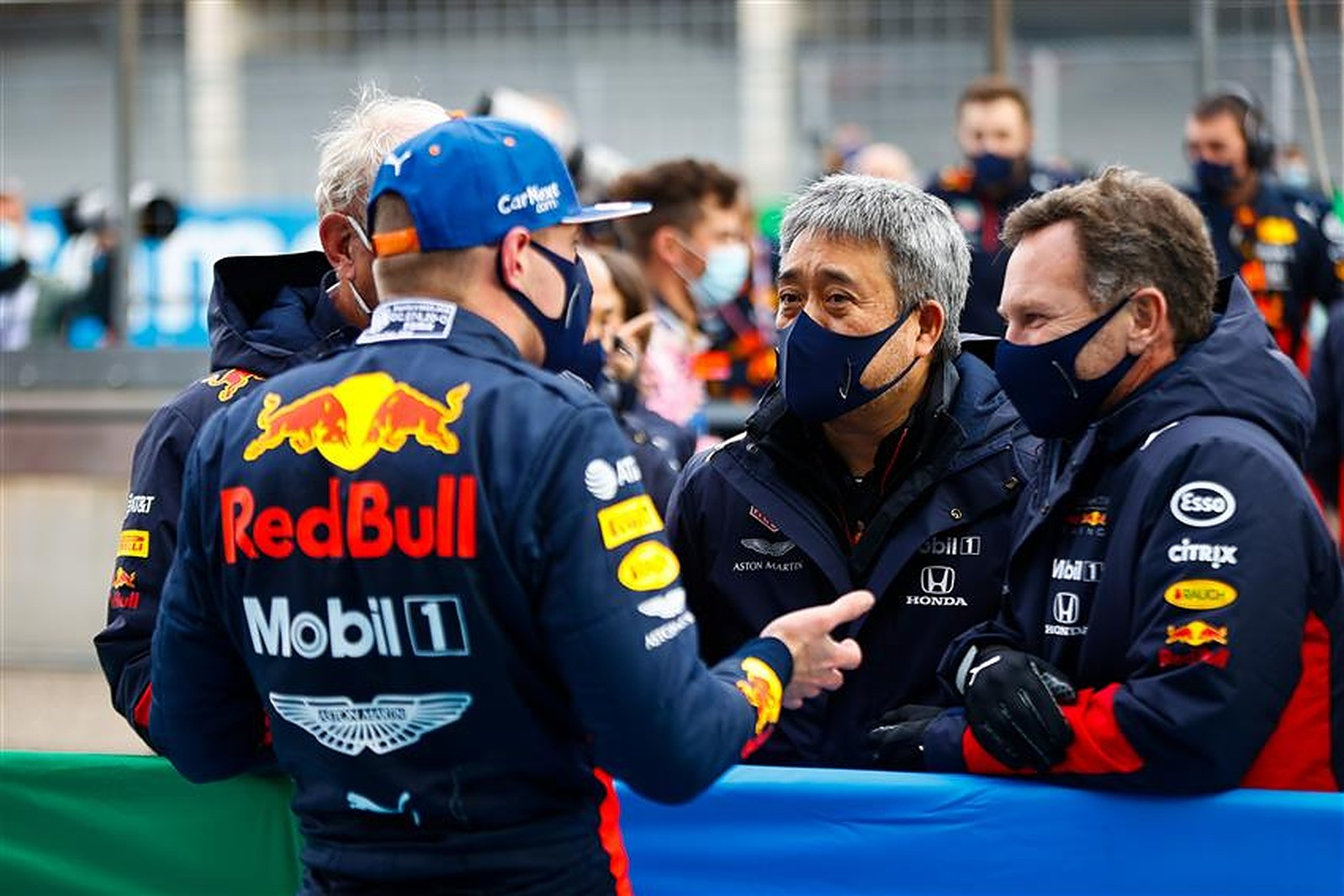 Honda and Red Bull F1 2021 - Formula1News.co.uk