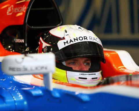 Jordan King at Manor Racing F1 Team - Formula1News.co.uk