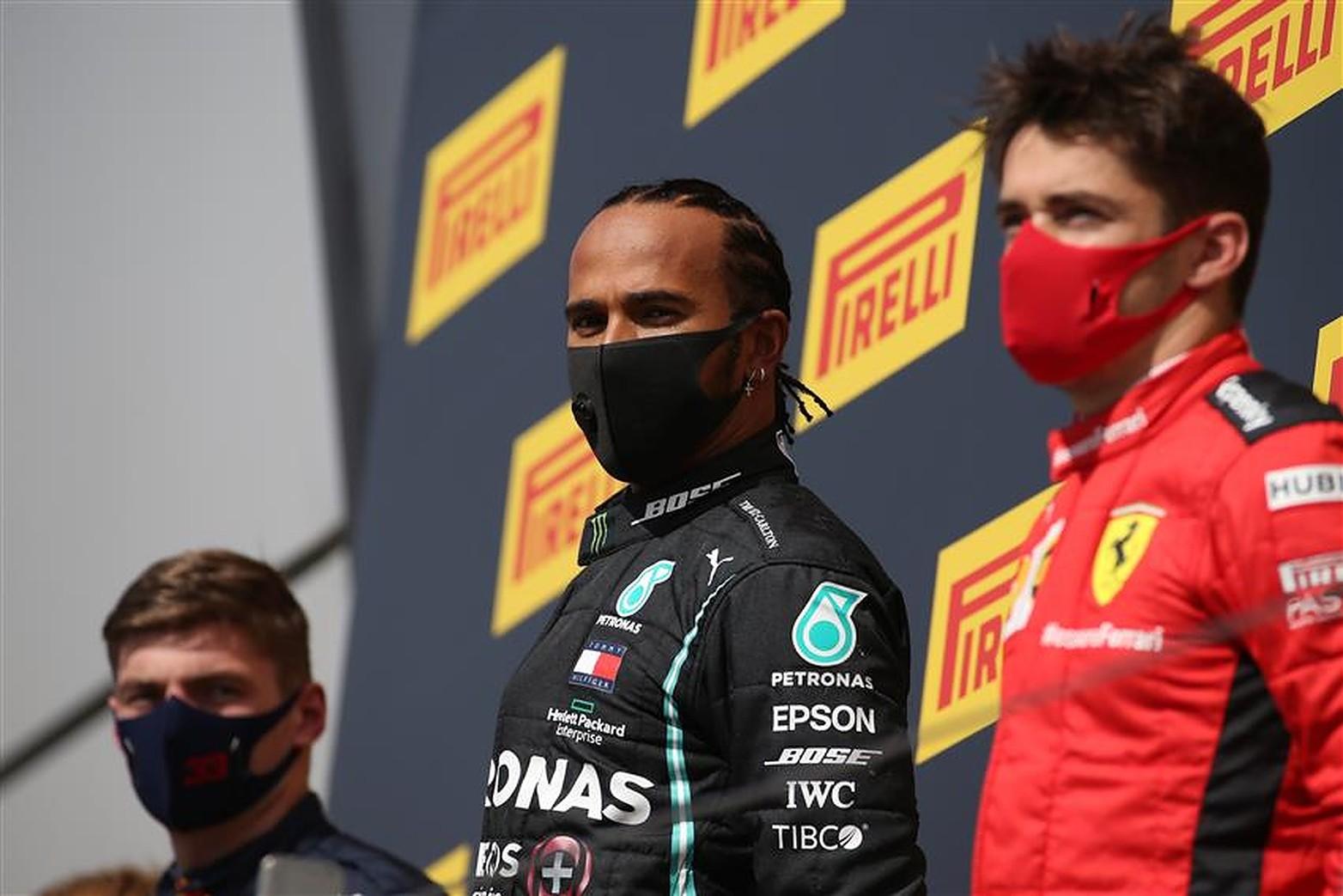 Lewis Hamilton and Charles Leclerc at Ferrari - Formula1news.co.uk