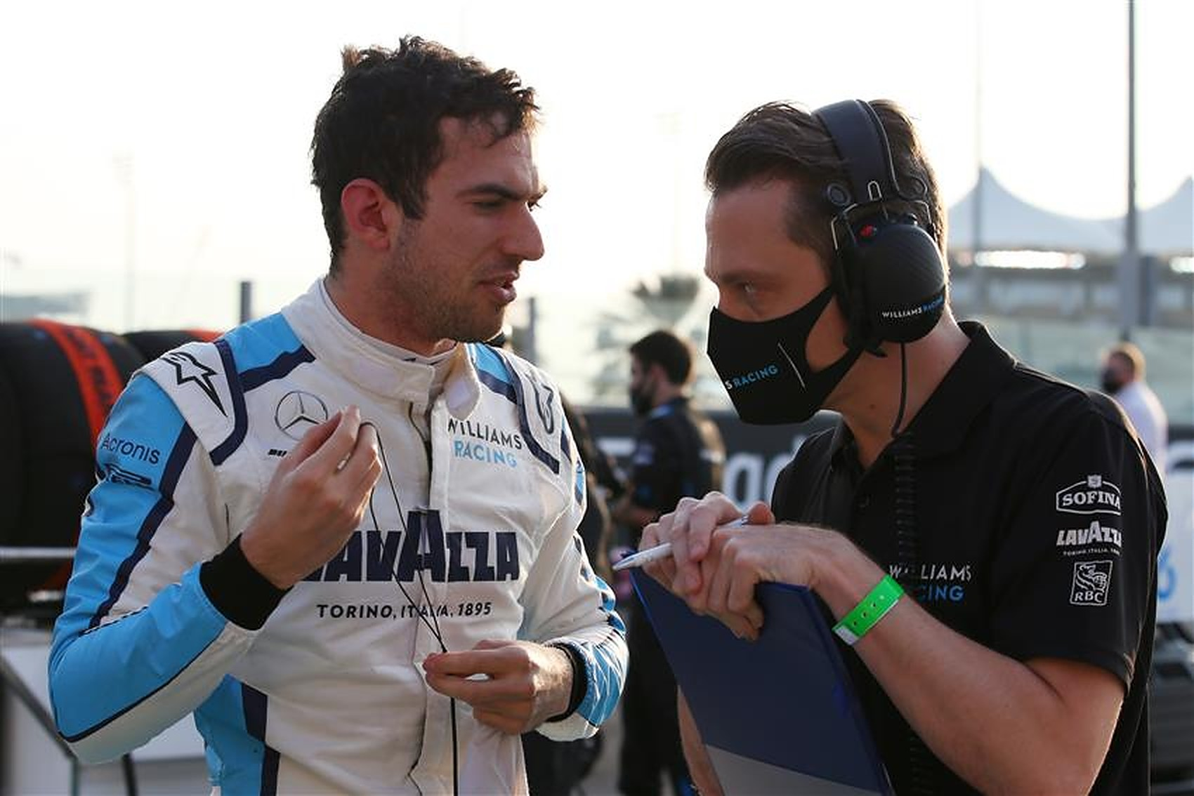 Nicholas Latifi COVID-19 2020 - Formula1news.co.uk
