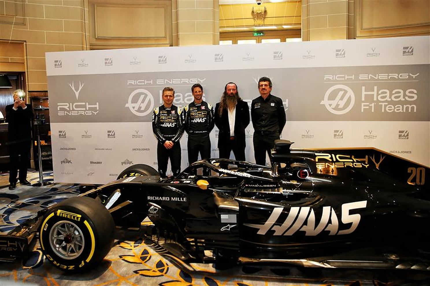Rich Energy F1 Sponsorship deal - Formula1news.co.uk