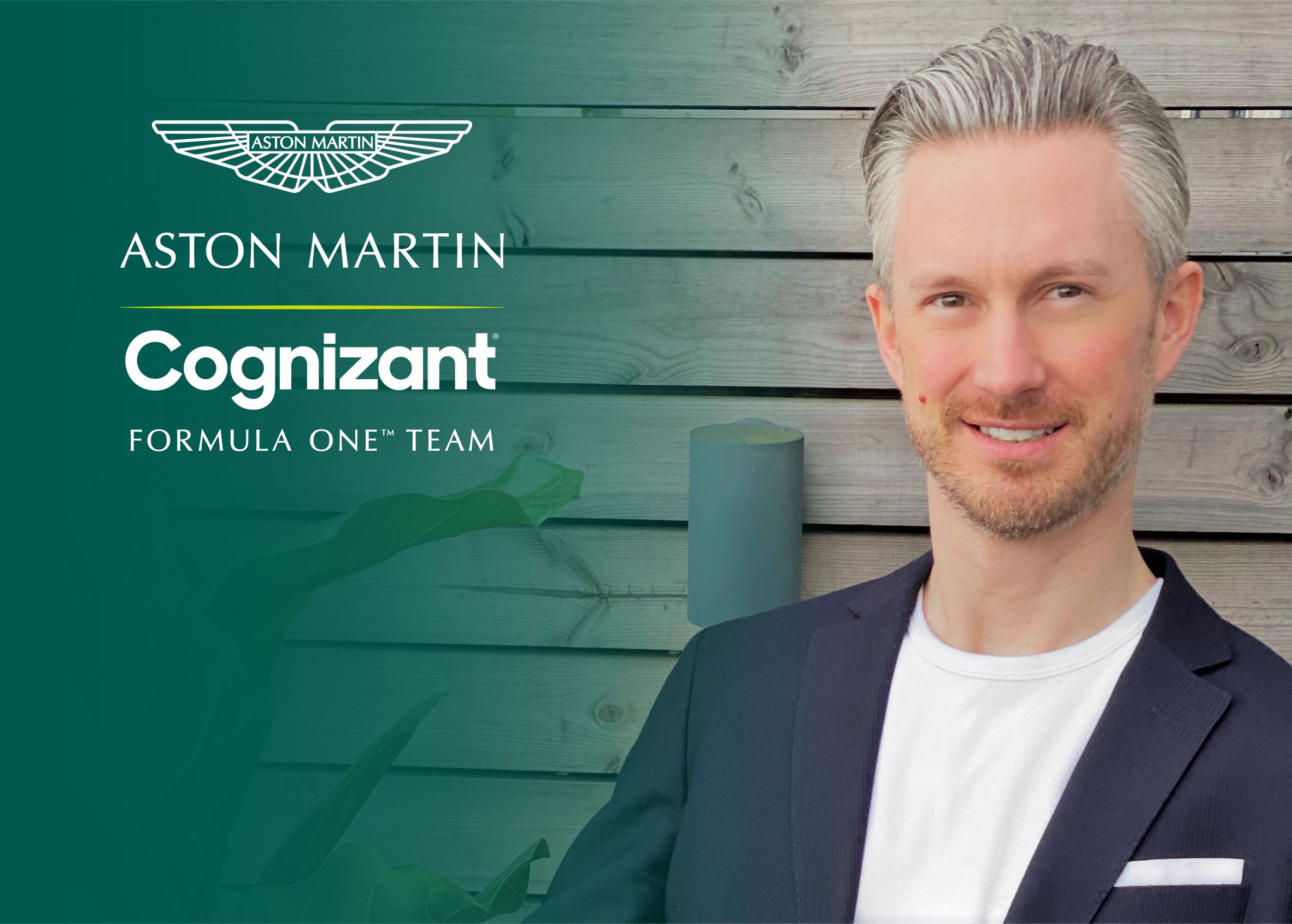 Rob Bloom Aston Martin F1 team - Formula1news.co.uk