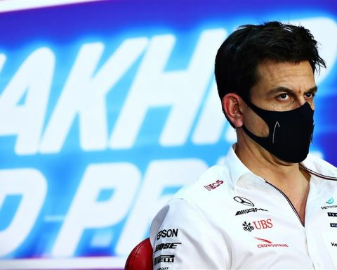 Toto Wolff COVID-19 2021 - Formula1news.co.uk