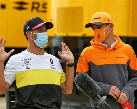Daniel Ricciardo and Lando Norris, Mclaren's 2021 drivers - Formula1news.co.uk