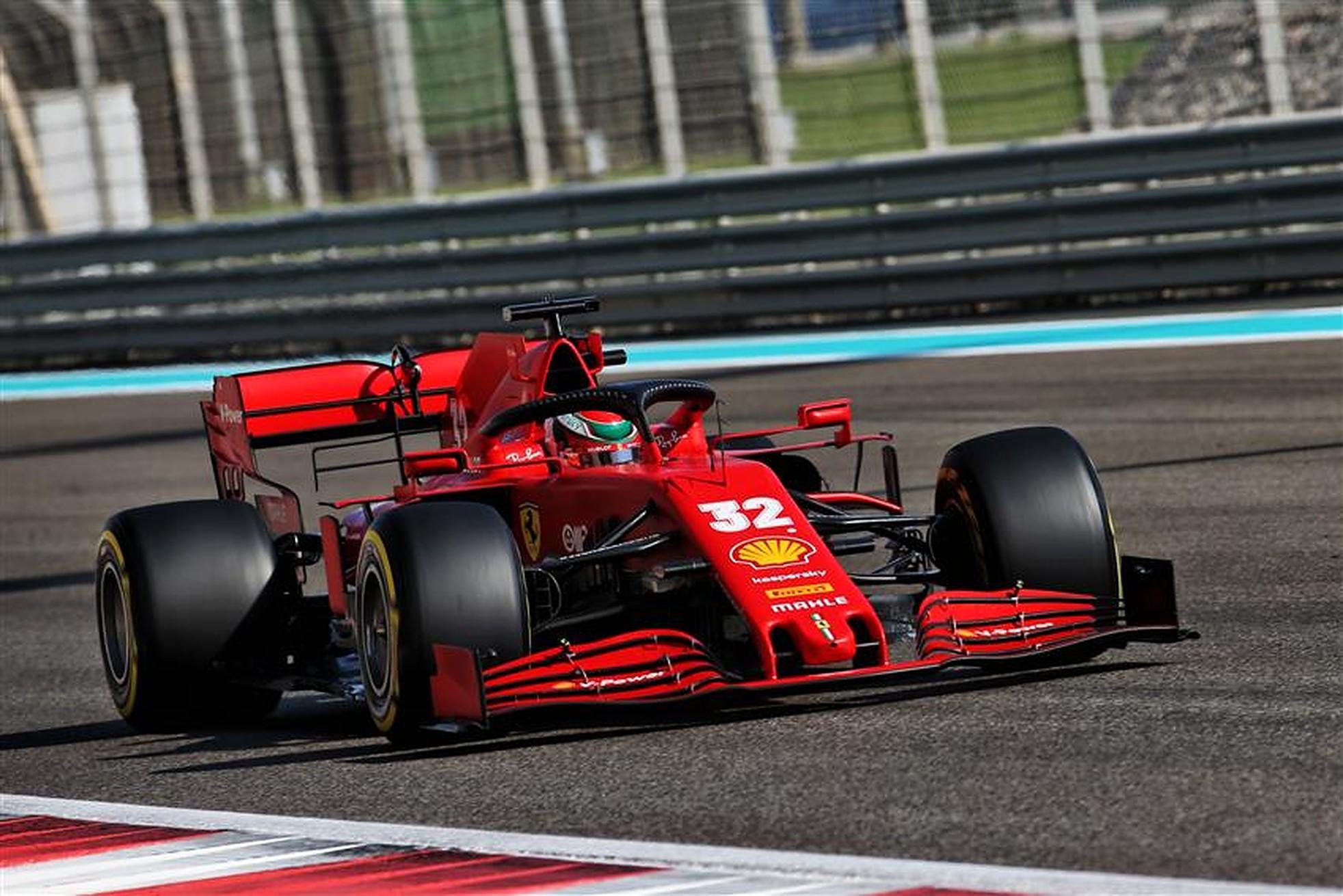 Ferrari F1 engine 2021 - Formula1news.co.uk
