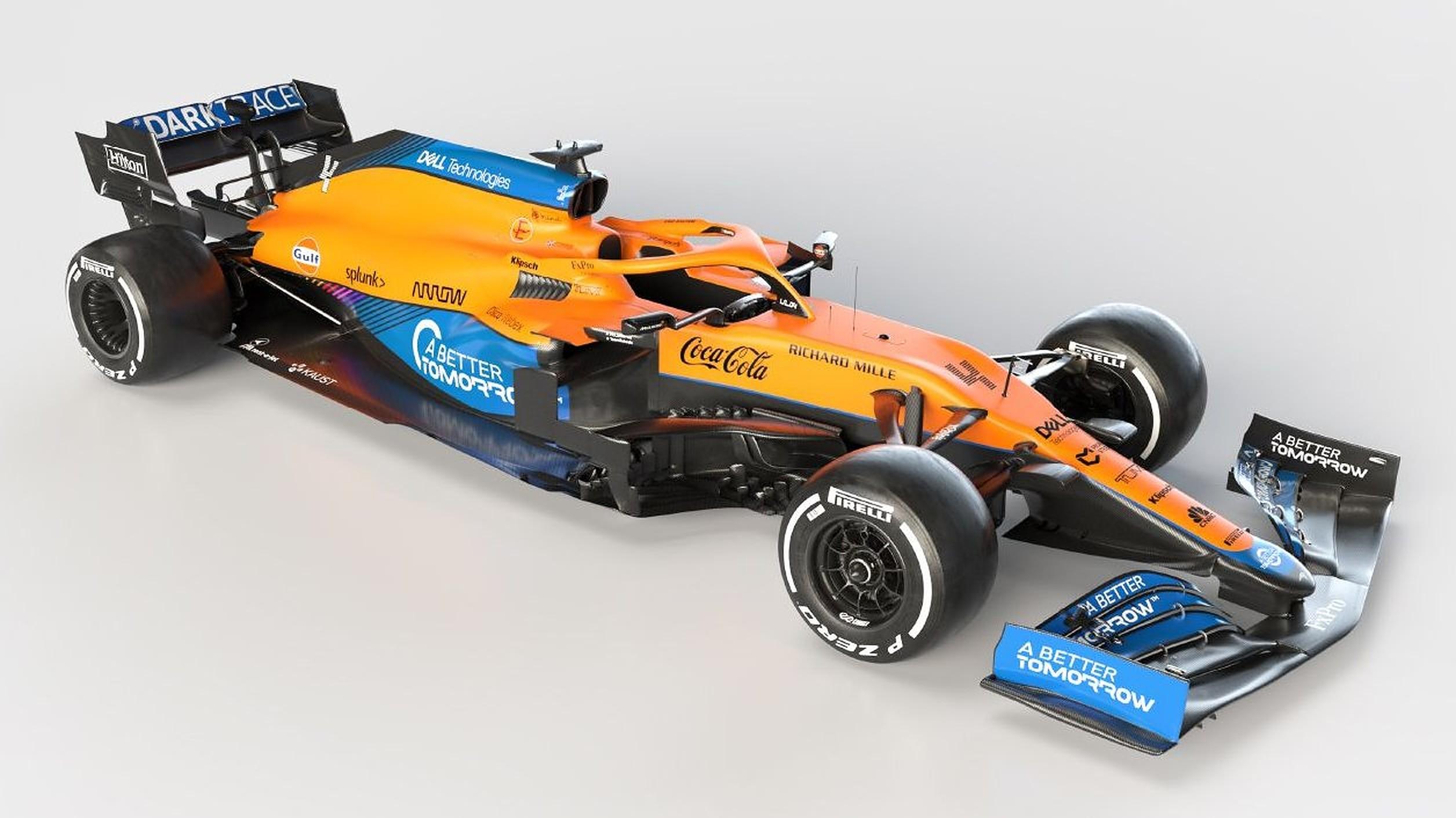 McLaren's 2021 Car - Formula1News.co.uk