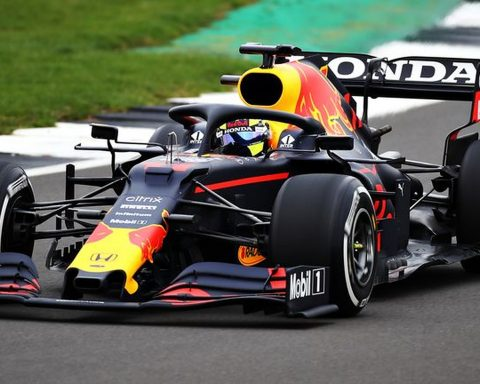 Sergio Perez drives Red Bull RB16B - Formula1news.co.uk