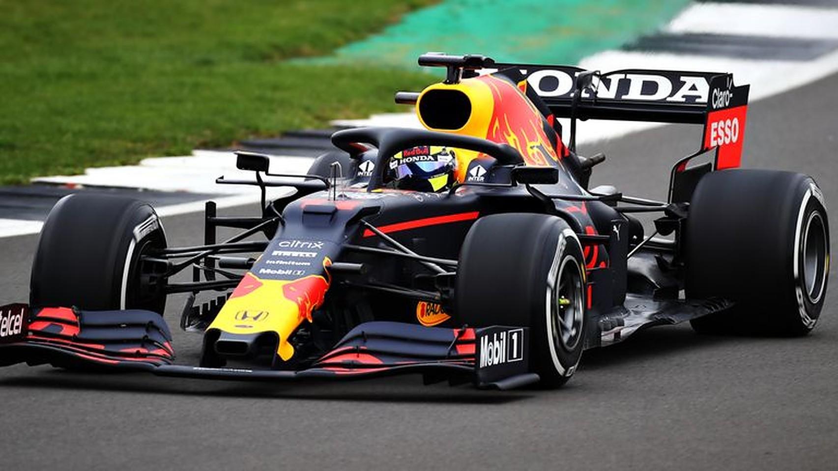 Sergio Perez drives Red Bull RB16B - Formula1news.co.uk