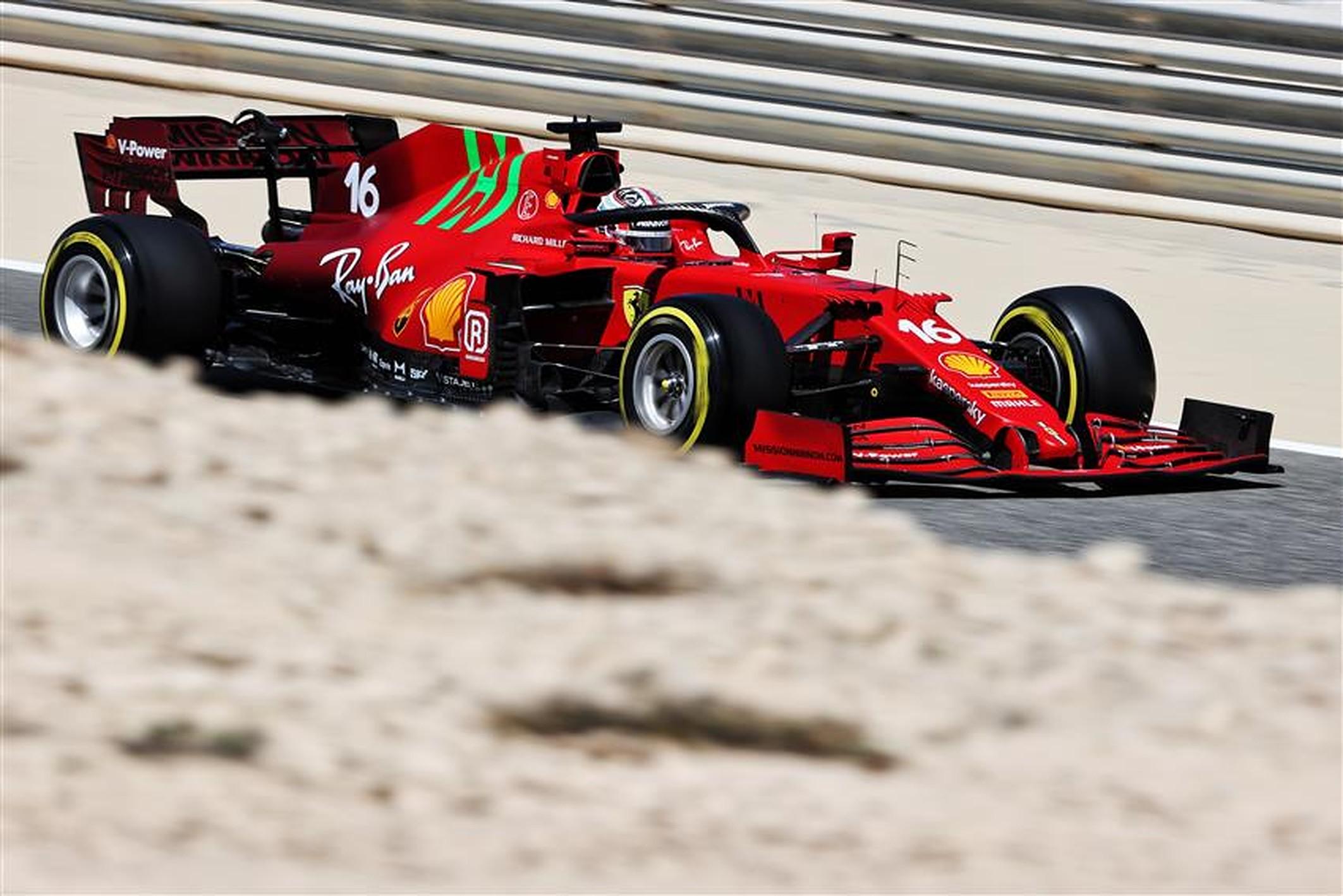 2021 Ferrari F1 power unit - Formula1news.co.uk
