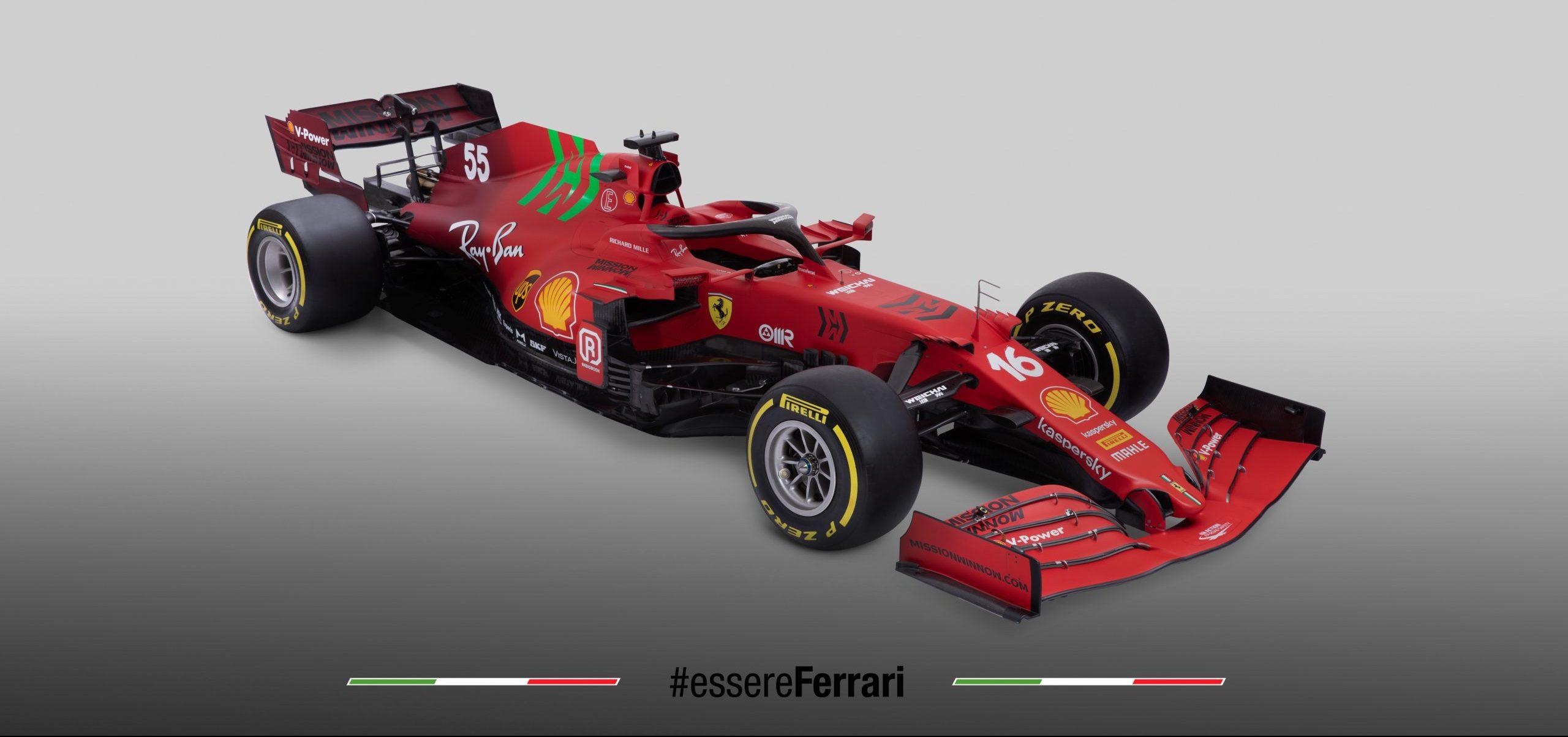 Ferrari 21 3