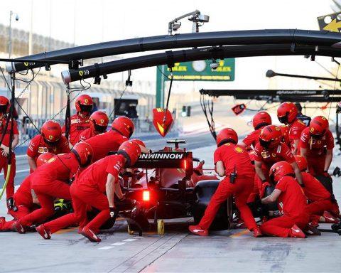 Ferrari SF21 at pre-season testing in Bahrain - Formula1news.co.uk