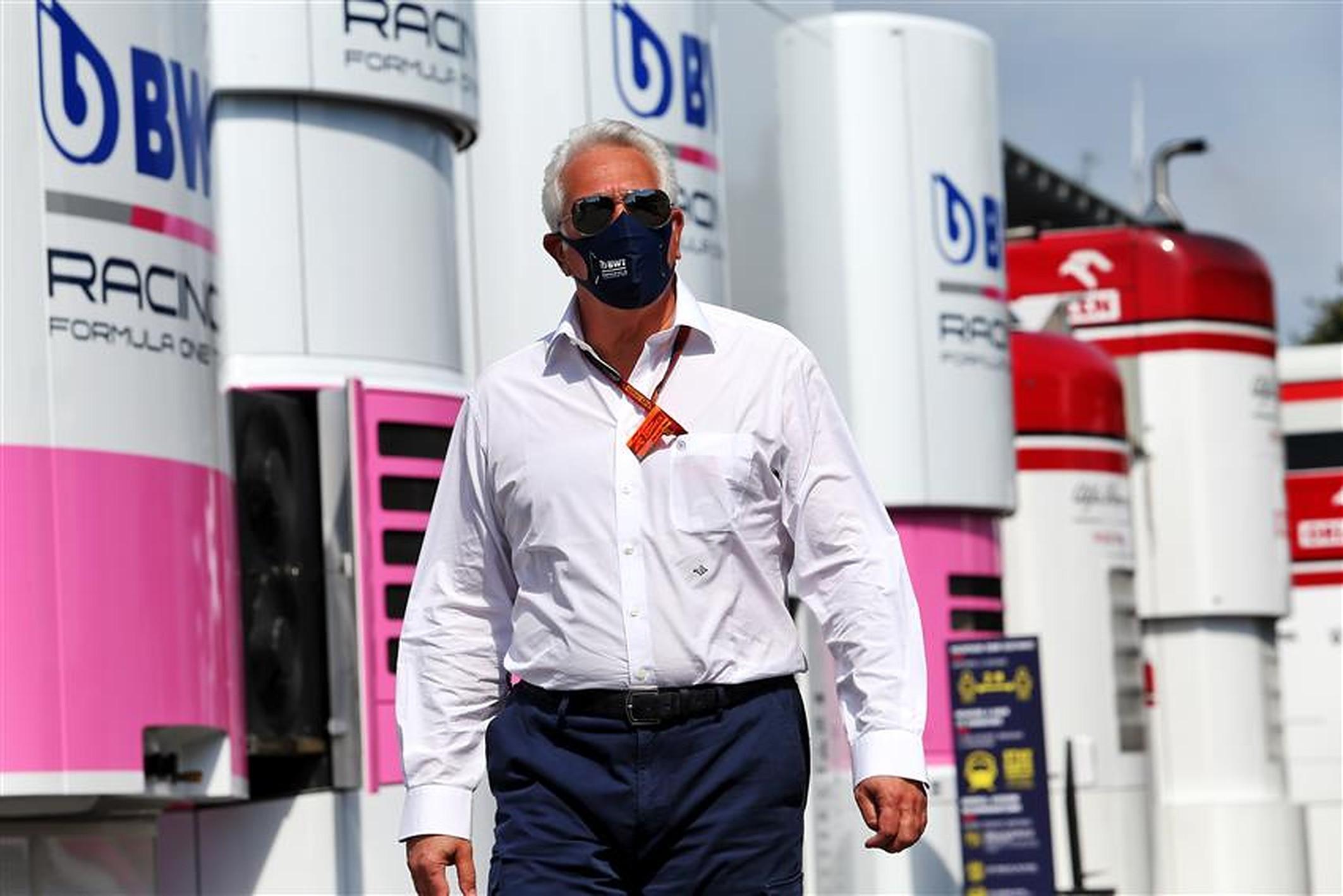 Lawrence Stroll DTS F1 team takeover - Formula1news.co.uk
