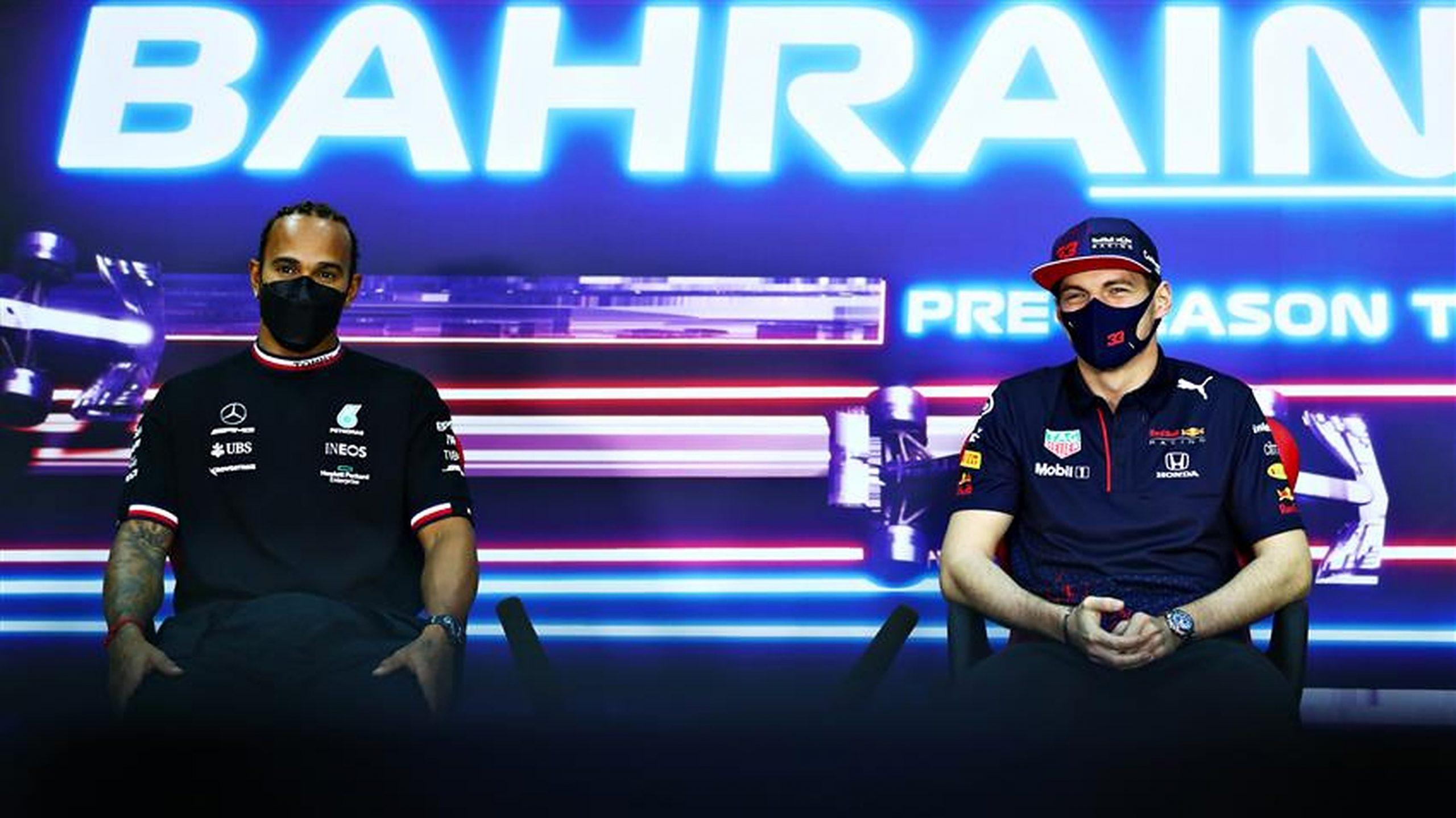Max Verstappen says Mercedes were sandbagging - Formula1news.co.uk