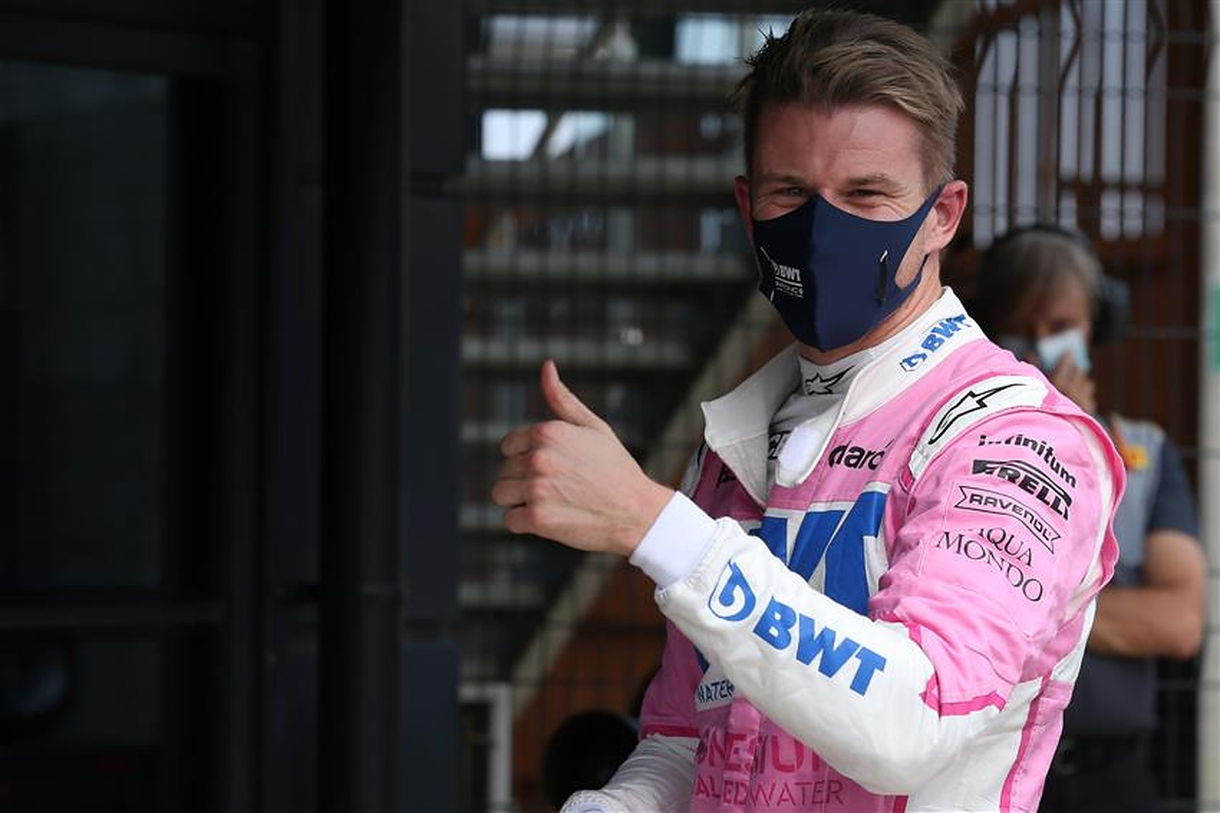 Nico Hulkenberg F1 commentator 2021 - Formula1News.co.uk