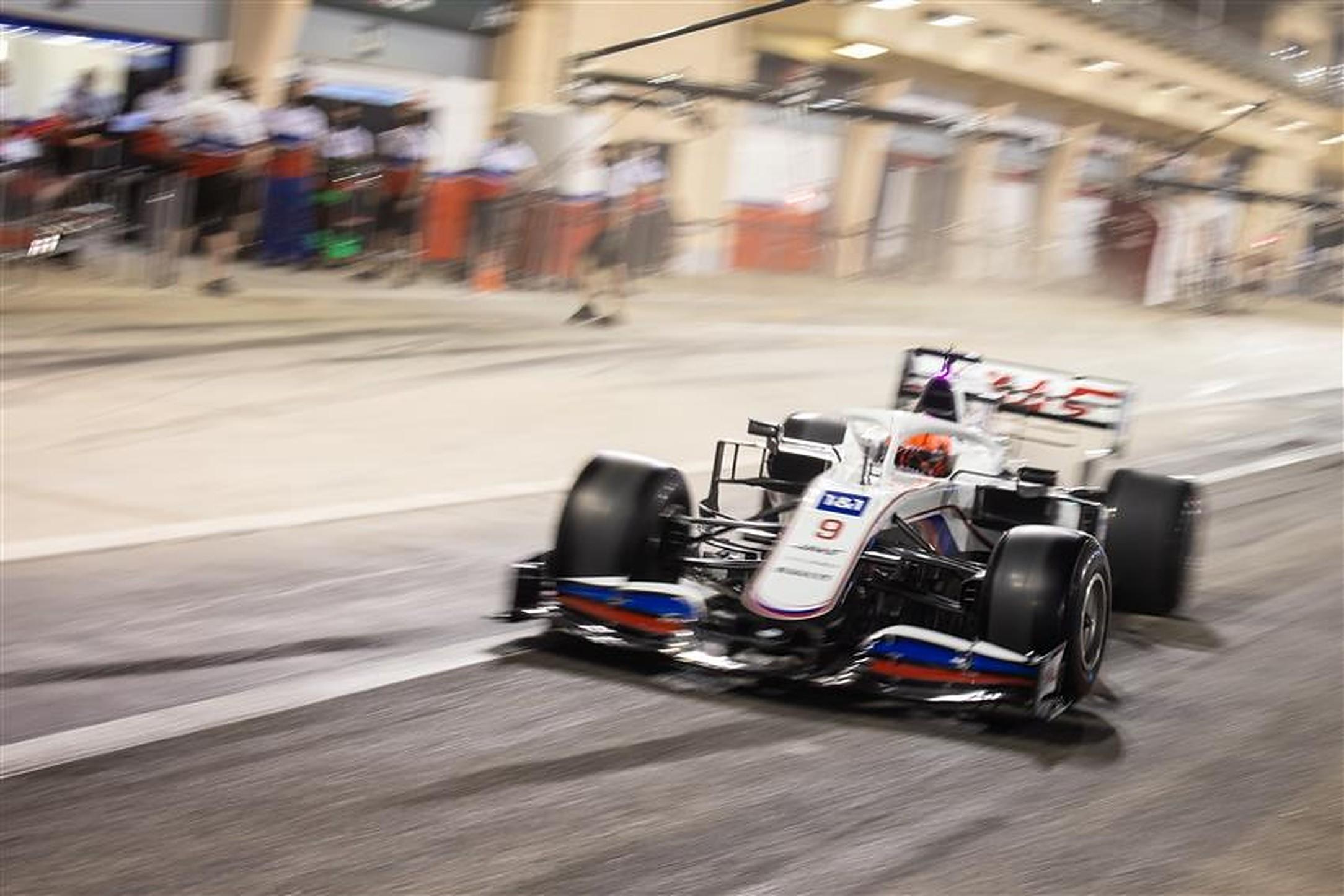Nikita Mazepin Haas F1 Bahrain testing - Formula1news.co.uk