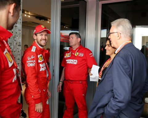 Piero Ferrari on F1 - Formula1news.co.uk