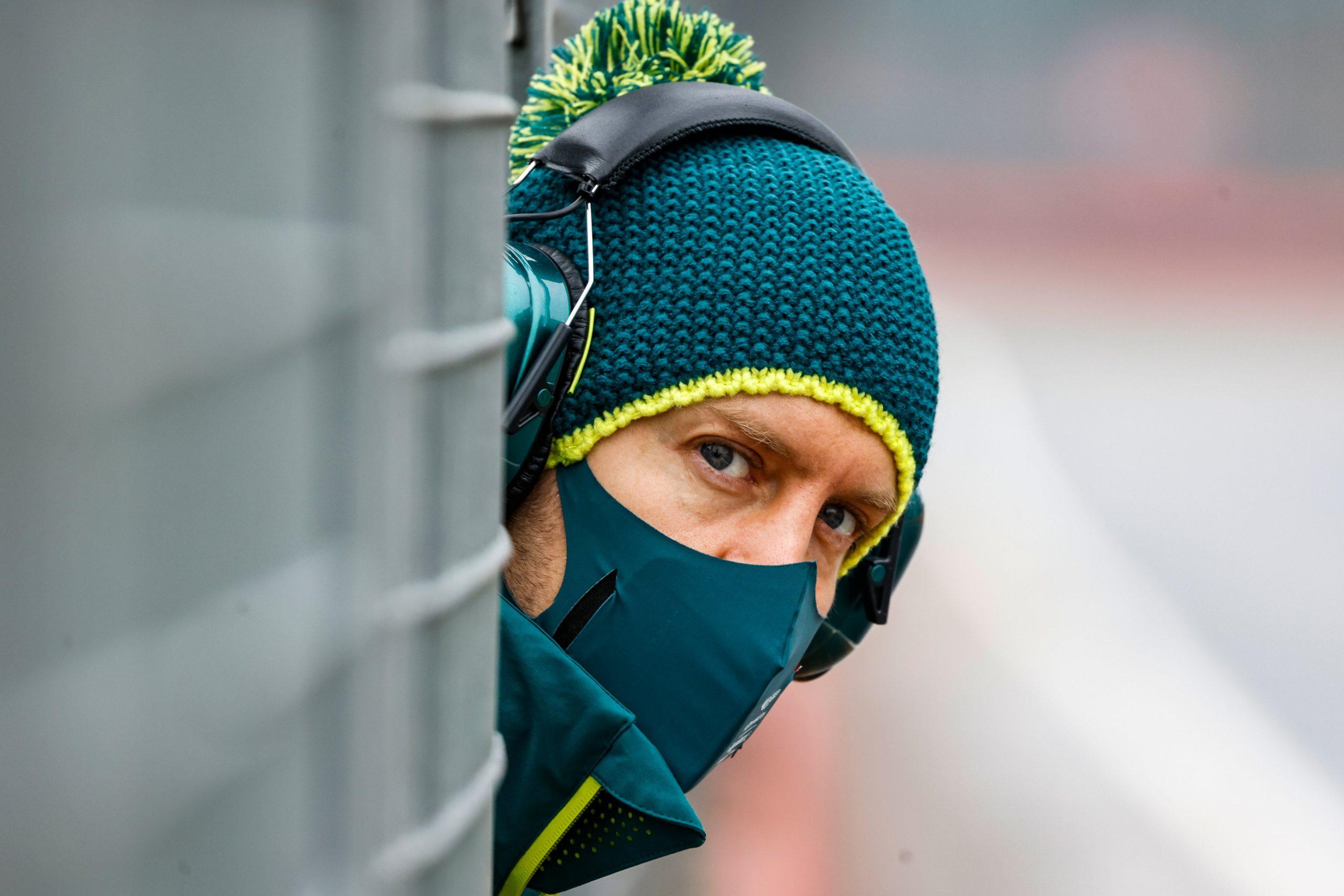 Sebastian Vettel Aston Martin 2021 - Formula1News.co.uk