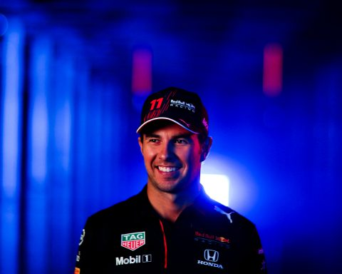Sergio Perez at Red Bull - Formula1news.co.uk