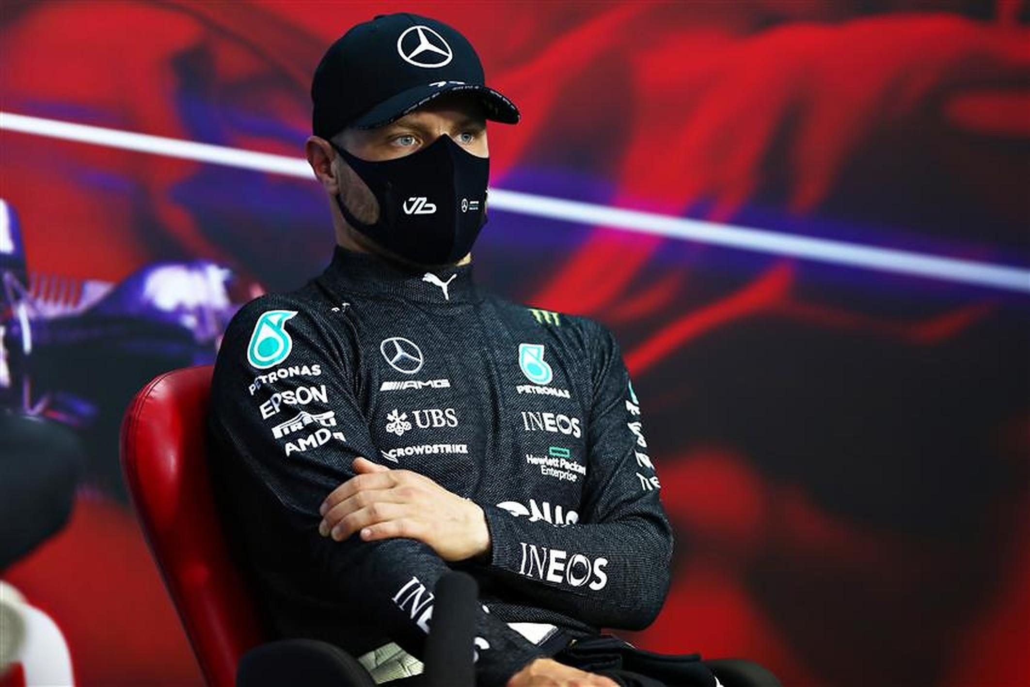 Valtteri Bottas gives verdict on Mercedes W12 - Formula1news.co.uk