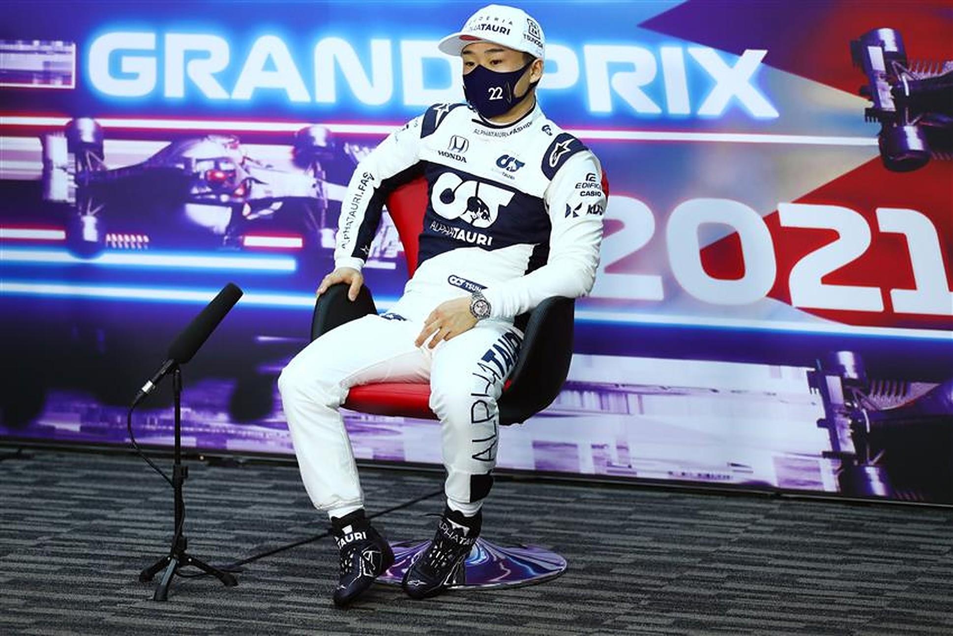 Yuki Tsunoda comments on height advantage - Formula1news.co.uk