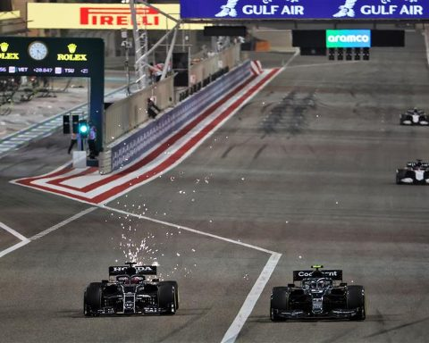 Yuki Tsunoda overtakes Sebastian Vettel at Bahrain - Formula1news.co.uk
