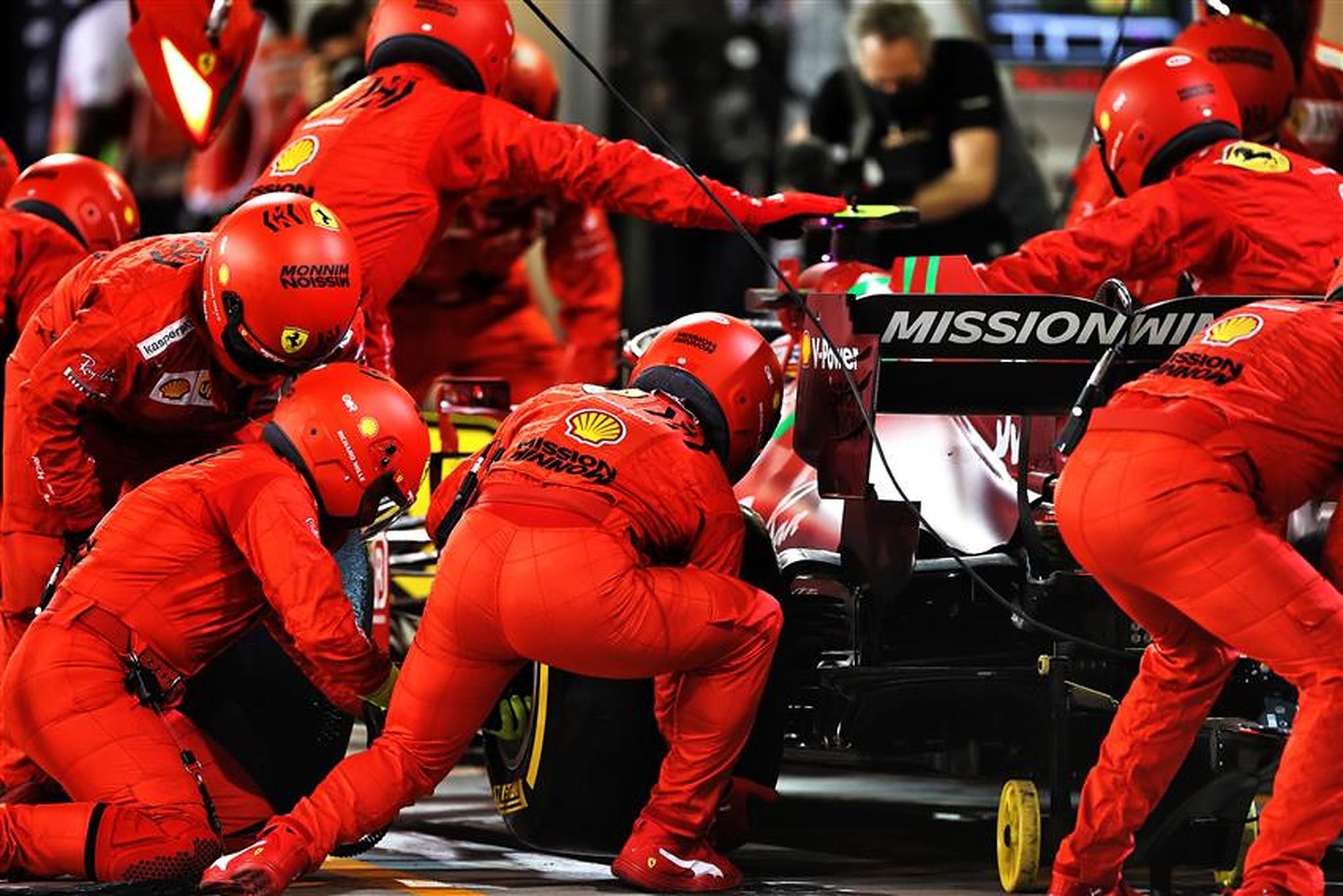 2021 Ferrari SF21 power unit and chassis development at Bahrain - Formula1news.co.uk