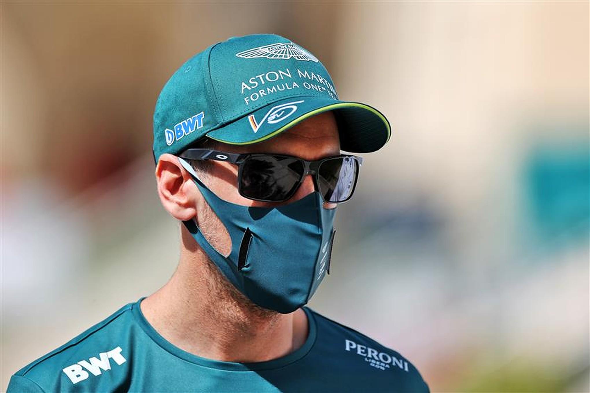 Aston Martin F1 driver Sebastian Vettel - Formula1news.co.uk