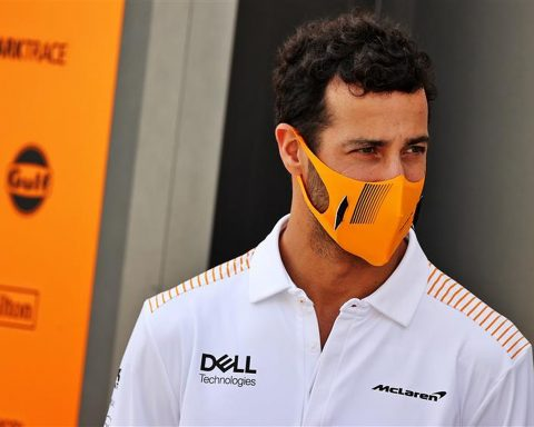 Daniel Ricciardo with McLaren F1 Team - Formula1news.co.uk
